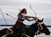 Festival horse archers